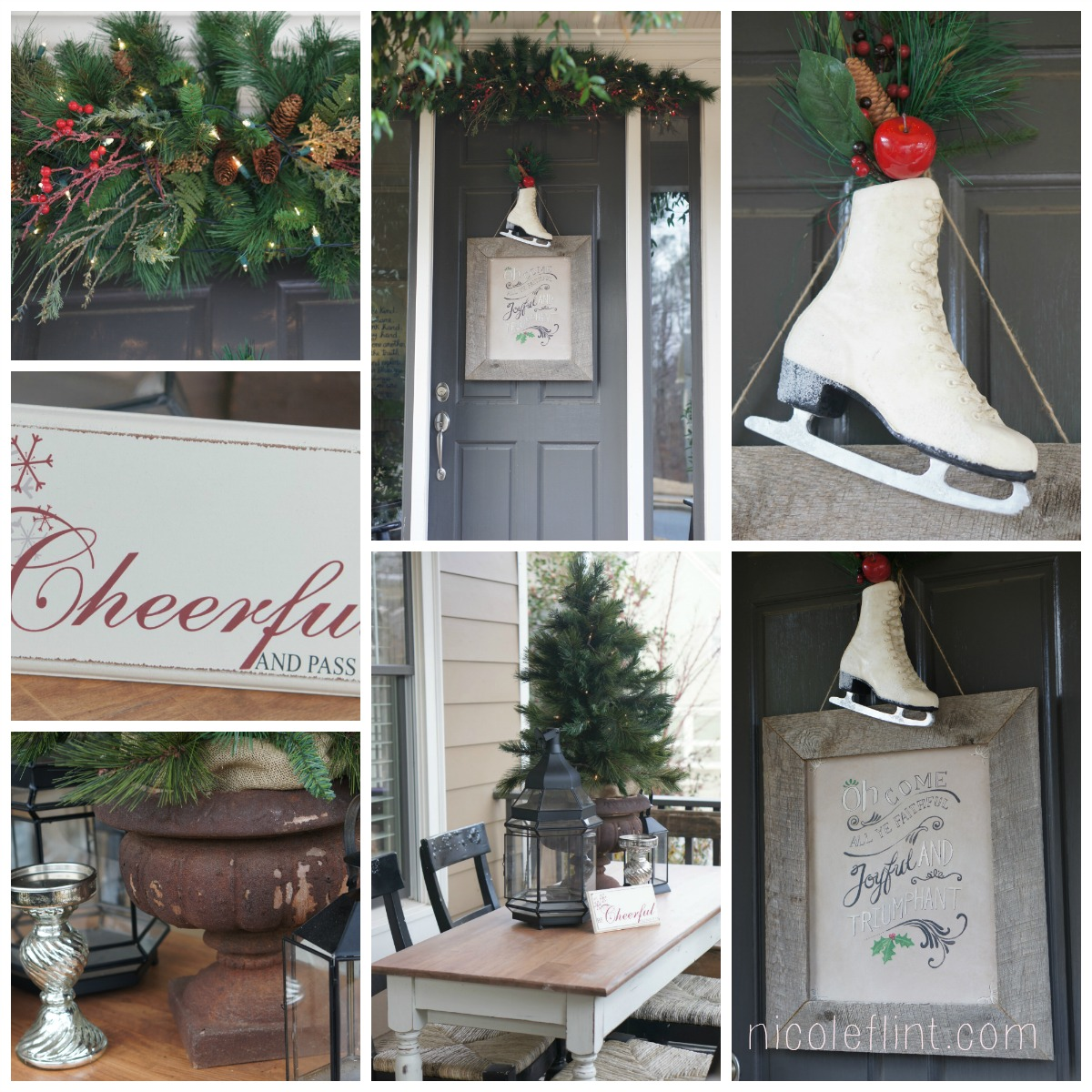 holiday porch collage 13