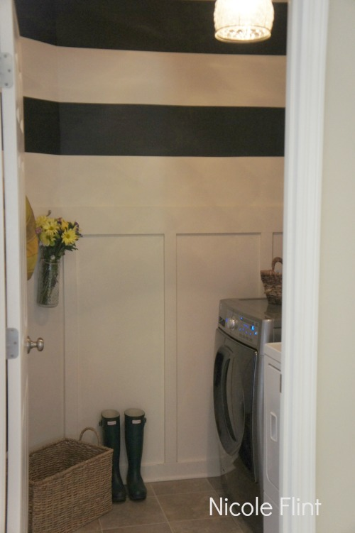 Finally… a laundry room reveal